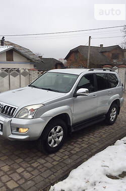 Toyota Land Cruiser Prado 120 2007 в Тернополе