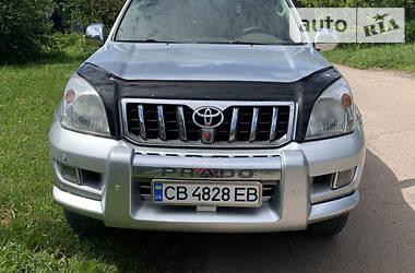 Внедорожник / Кроссовер Toyota Land Cruiser Prado 120 2006 в Чернигове