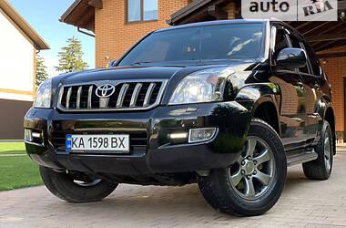 Внедорожник / Кроссовер Toyota Land Cruiser Prado 120 2008 в Виннице