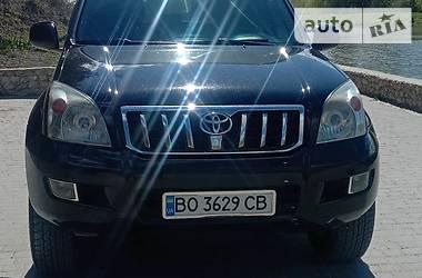 Внедорожник / Кроссовер Toyota Land Cruiser Prado 120 2005 в Шумске