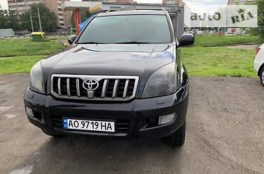 Внедорожник / Кроссовер Toyota Land Cruiser Prado 120 2008 в Харькове
