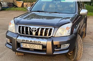 Внедорожник / Кроссовер Toyota Land Cruiser Prado 120 2008 в Черкассах