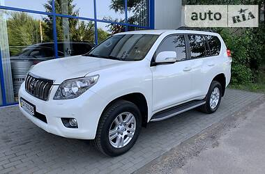 Toyota Land Cruiser Prado 150 2010 в Черкассах