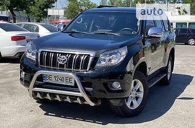 Toyota Land Cruiser Prado 150 2012 в Николаеве