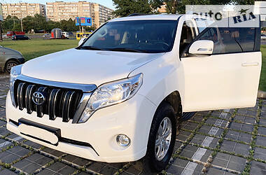 Toyota Land Cruiser Prado 150 2016 в Киеве