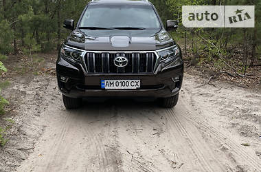 Toyota Land Cruiser Prado 150 2019 в Житомире