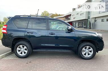Toyota Land Cruiser Prado 150 2015 в Луцке