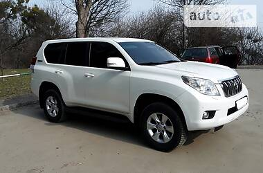 Toyota Land Cruiser Prado 150 2012 в Львове