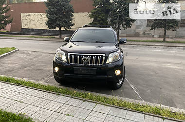 Позашляховик / Кросовер Toyota Land Cruiser Prado 150 2011 в Миколаєві