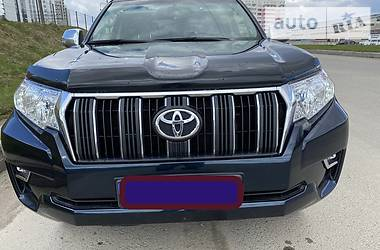 Toyota Land Cruiser Prado 150 2017 в Львове