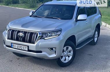 Внедорожник / Кроссовер Toyota Land Cruiser Prado 150 2019 в Пирятине