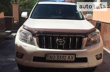 Внедорожник / Кроссовер Toyota Land Cruiser Prado 150 2010 в Ужгороде