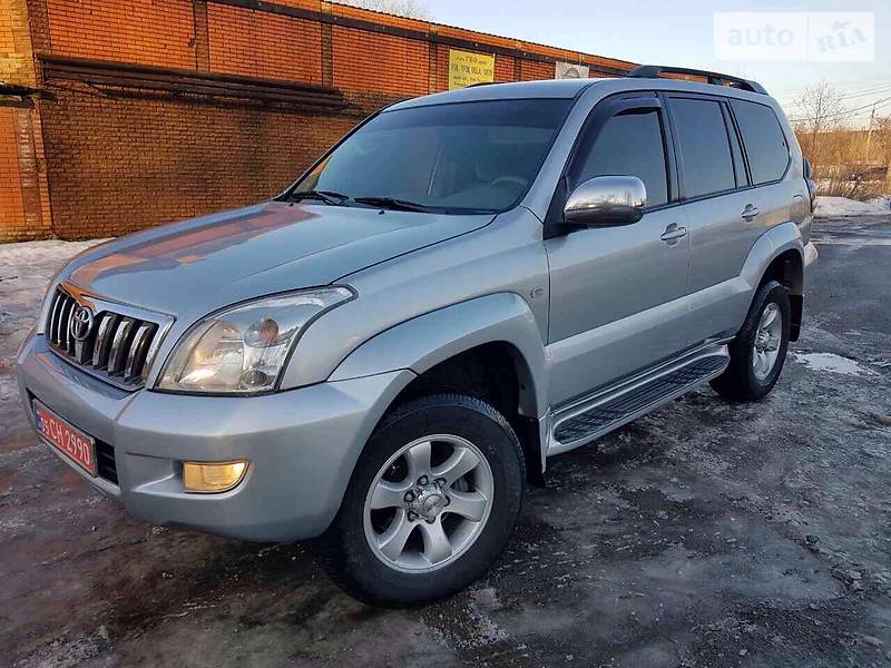 Toyota Land Cruiser Prado 2004 в Киеве