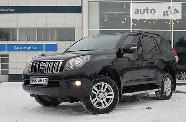Toyota Land Cruiser Prado 3.0D-4D 60-th Anniv. 2012
