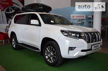 Toyota Land Cruiser Prado 2017 в Житомире