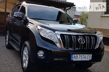 Toyota Land Cruiser Prado 2014 в Виннице