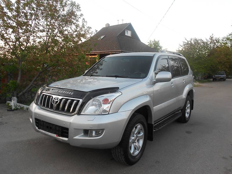 Toyota Land Cruiser Prado 2007 в Краснограде