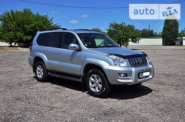 Toyota Land Cruiser Prado 2005 в Запорожье
