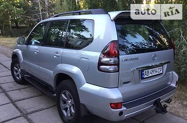 Toyota Land Cruiser Prado 2008 в Одессе