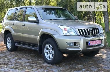 Toyota Land Cruiser Prado 2003 в Житомире