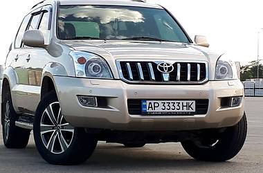Toyota Land Cruiser Prado 2007 в Запорожье