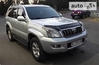 Toyota Land Cruiser Prado 2008 в Кременчуге
