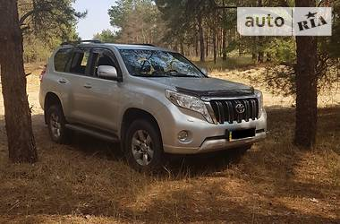 Toyota Land Cruiser Prado 2014 в Херсоне