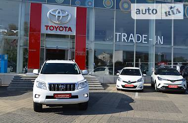 Toyota Land Cruiser Prado 60-th ANNIVERSARY