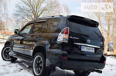 Toyota Land Cruiser Prado 2005 в Дрогобыче