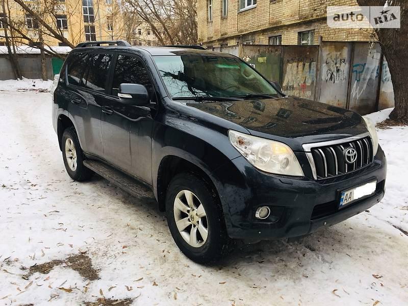 Toyota Land Cruiser Prado 2011 года в Киеве