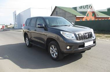 Toyota Land Cruiser Prado OFFICIAL