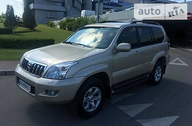 Toyota Land Cruiser Prado 2007 в Києві