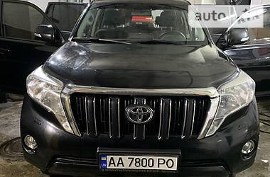 Toyota Land Cruiser Prado 2017 в Киеве