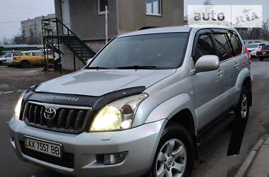 Toyota Land Cruiser Prado 2007 в Харькове