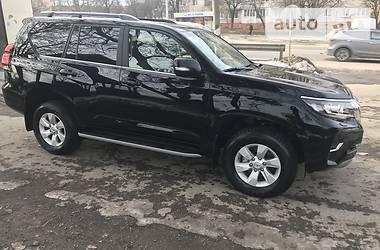 Toyota Land Cruiser Prado 2019 в Тернополе