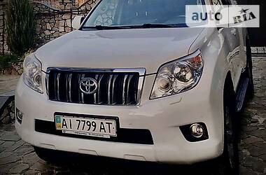 Toyota Land Cruiser Prado 2012 в Броварах