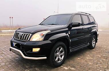 Toyota Land Cruiser Prado 2008 в Ивано-Франковске