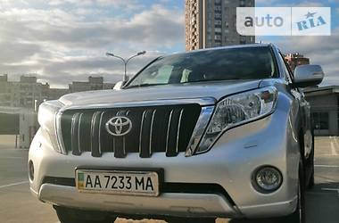 Toyota Land Cruiser Prado 2014 в Києві