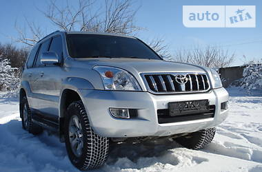 Toyota Land Cruiser Prado 2006 в Покровске