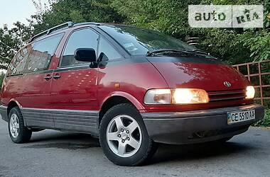 Toyota Previa 1994 в Черновцах
