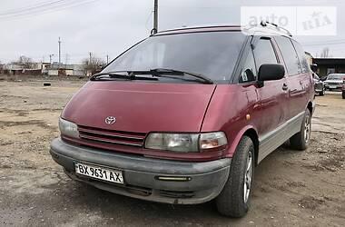 Toyota Previa 1993 в Одессе