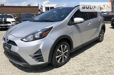 Toyota Prius C 2018 в Львове