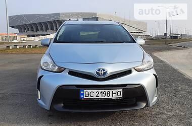 Универсал Toyota Prius v 2016 в Львове