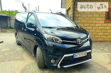 Легковой фургон (до 1,5 т) Toyota Proace 2017 в Костополе