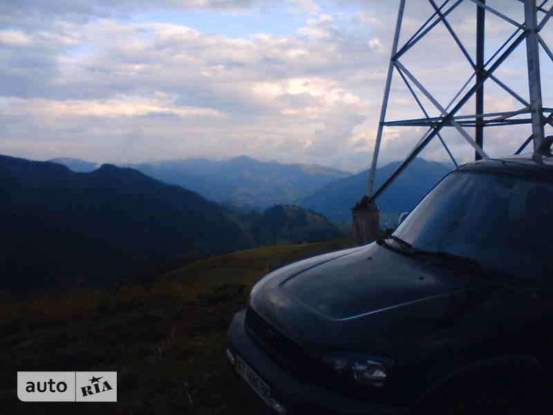 Toyota Rav 4 1998 в Коломые