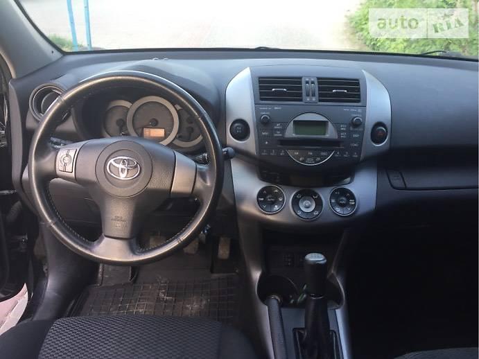 Toyota Rav 4 2006 в Киеве