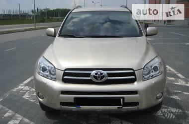 Toyota Rav 4 2008 в Львове