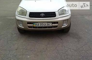 Toyota Rav 4 2001 в Кропивницком
