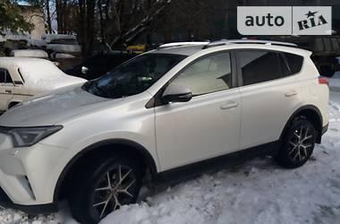 Toyota Rav 4 2016 в Львові