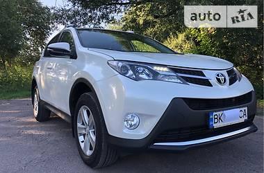 Toyota Rav 4 2013 в Ровно